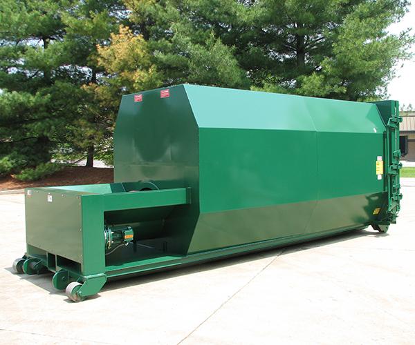 CASC Series auger compactors